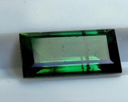 2.90 Cts Natural - Unheated  Green color Tourmaline Gemstone