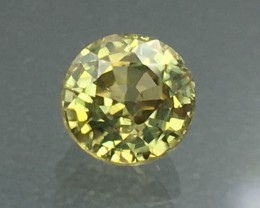 1.50 Cts Zircon Awesome Color and Cut ~ Cambodia AS10