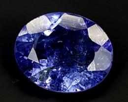 2.80Crt Tanzanite AAA Best Grade Gemstones JI103