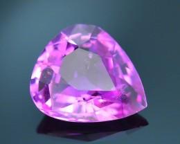 Gil Certified AAA Grade 1.32 ct Unheated Pink Sapphire SKU.13