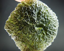 Raw Moldavite with CERTIFICATE
