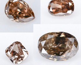 0.70 Crt Diamond ParcelsFaceted Gemstone (R39)
