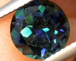 3.24CTS- CERTIFIED SRI LANKA SAPPHIRE FACETED GEMSTONE  TBM-1522