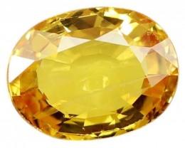 Ceylon 100% Natural Yellow Sapphire