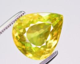 5.35 Ct Brilliant Color Natural Titanite Sphene