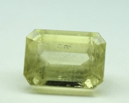 4.95 Crt Untreated Natural Aquamarine Loose Gemstone 0003