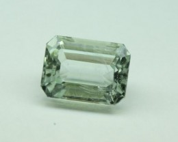 4.10 Crt Untreated Natural Aquamarine Loose Gemstone 0006