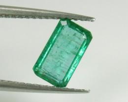 Natural Zambian Emerald - 1.21 ct
