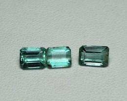 Natural Zambian Lot Emeralds - 2.00 ct