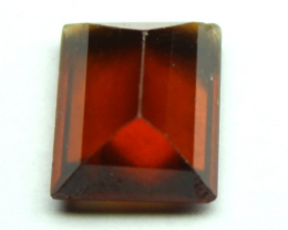 4.35 CT NATURAL BEAUTIFUL HESSONITE GARNET GEMSTONE 0002