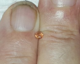 Umba valley Tanzania orange sapphires for sale