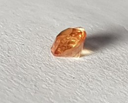 0.3ct Umba valley Tanzania orange sapphires for sale