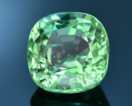 Gil Certified Extreme Rare 1.78 ct Kornerupine Mint Green Mozambique SKU-1