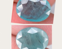 5.55 Crt Rare Grandidierite Parcels Faceted Gemstone (R40)