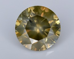 2.10 Crt Diamond Faceted Gemstone (R40)