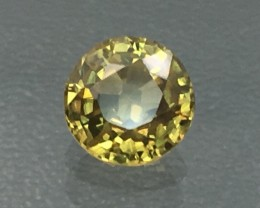 1.33 Cts Zircon Awesome Color and Cut ~ Cambodia AS11