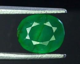 0.95 ct Natural Untreated Emerald~Panjshir