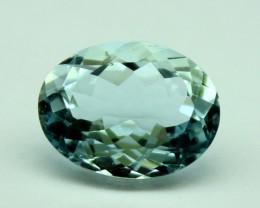 4.50 Crt Untreated Natural Aquamarine Loose Gemstone 0015