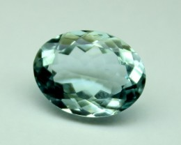 5.45 Crt Untreated Natural Aquamarine Loose Gemstone 0017