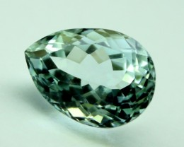 5.90 Crt Untreated Natural Aquamarine Loose Gemstone 0018