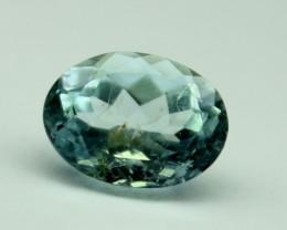 2.40 Crt Untreated Natural Aquamarine Loose Gemstone 0021