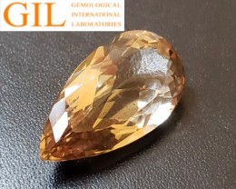 NR! Certified Imperial Topaz - Ouro Preto, Brazil $4,750