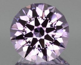 6.7ct~Rose De France(Amethyst)~Precision cut