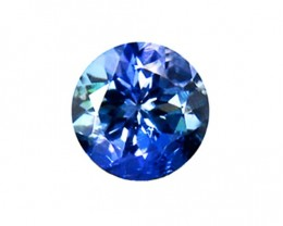 1.65 ct Magnificent Color IF Clarity Natural Tanzanite