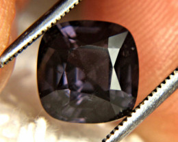 3.72 Carat VVS/VS Purple African Spinel - Gorgeous