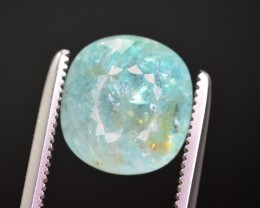 GIL Cert 3.19 Ct Amazing Color Paraiba Tourmaline