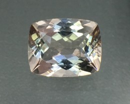 2.40 Cts Morganite Awesome Color and Luster Gemstone ~ AS13