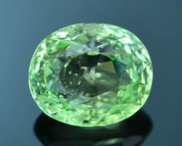 Gil Cert Extreme Rare 1.66 ct Kornerupine Mint Green Mozambique SKU-1