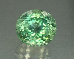 2.97 Cts Apatite ~ Insanity ~Excellent Cut ~ Untreated AS13