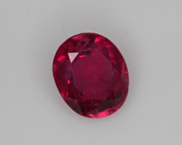 1.31ct Thai Ruby Red
