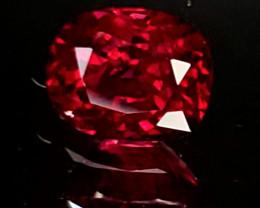 1.04ct Burma Ruby Heat Only
