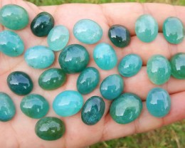 305 Carats Beautiful GRANDIDIERITE Cabs lot