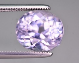 Untreated 5.30 Ct Beautiful Color Natural Kunzite ~ RA