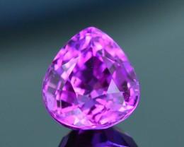 AAA Grade 1.72 ct Unheated Pink Sapphire SKU.13