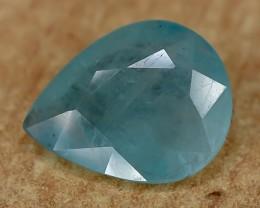 1.80 Crt Rare Grandidierite Faceted Gemstone (R42)