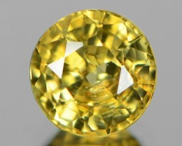 0.65 CT NATURAL ZIRCON SPARKLING LUSTER Z15