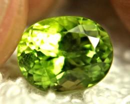 4.10 Carat Vibrant Green VS/SI Himalayan Peridot - Gorgeous