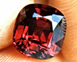 4.11 Carat VVS African Rhodolite Garnet - Superb