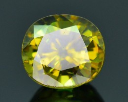 AAA Clarity 1.68 ct Demantoid Garnet SKU.4