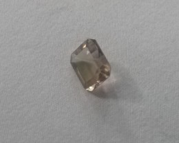 Natural  Brown Quartz 5.20 ct