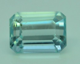 Rare 2.77 ct Amblygonite Soft Green SKU-2