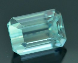 Rare 2.26 ct Amblygonite Soft Green SKU-2