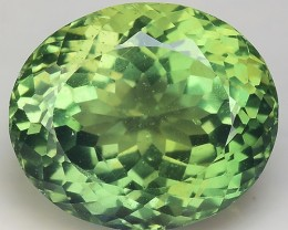 3.51 Cts Green  Apatite ~ Insanity ~ Brazilian ~ Untreated M8