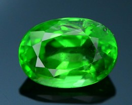 1.77 ct Tsavorite Garnet from Tanzania SKU.2