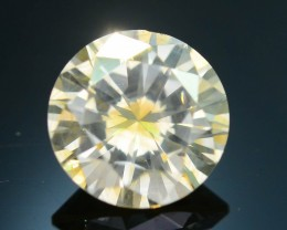 Certified 1.53 ct Untreated  White Color Diamond  SKU 5