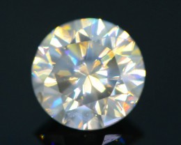 Certified 0.92 ct Untreated  White Color Diamond  SKU 6